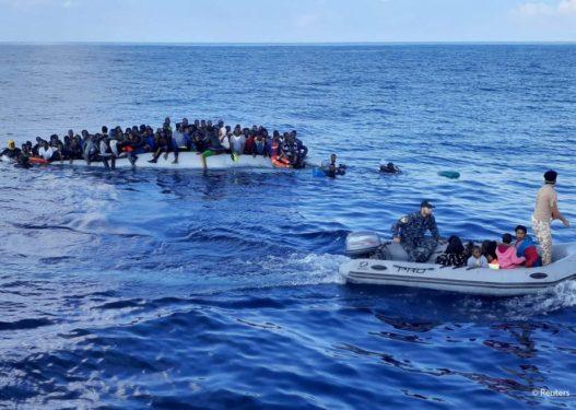 Tragjedi e rëndë në bregdetin e Libisë! Mbyten 57 emigrantë, mes tyre gra dhe dy fëmijë