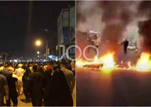 Protesta masive në Iran/ Shkak mungesa e ujit, si pasojë e temperaturave të larta