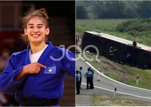 Fitorja e Nora Gjakovës në Lojërat Olimpike/ Vjosa Osmani: I solli Kosovës dritë, në këtë dite zie