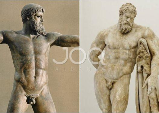 """Zgjidhet """"misteri"""", pse skulpturat antike greke kanë penis të vogël?"""