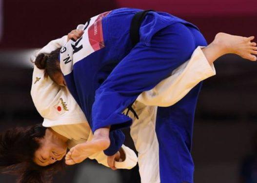 """E paimagjinueshme! Teksa Nora Gjakova """"luftonte"""" për medaljen e artë, RTSH jepte ndeshjen e Serbisë"""