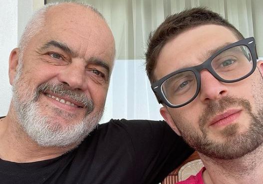 Djali i George Soros takohet me Edi Ramën: Shoku im!