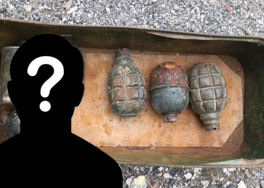 I dehur tapë, hodhi në lumë dy granata/ Kush është gjirokastriti që e kishte shtëpinë plot me granata dhe tritol?