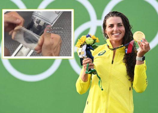 """Kjo është sportistja e veçantë e """"TOKYO 2020"""", prezervativi """"e ndihmoi"""" të fitonte medalje"""