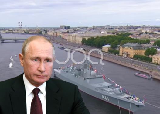 Putin shpalos forcën e marinës ruse: Jemi të aftë të zbulojmë çdo armik!