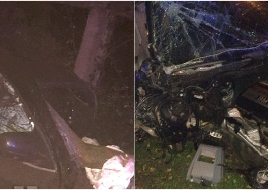 Po ktheheshin nga një festë, kush janë dy të rinjtë që vdiqën në aksidentin në Shkodër?