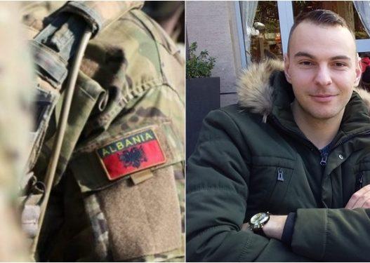 Humbi jetën në plazhin e Tales/ Kush është 27-vjeçari nga Lezha, nëntoger i Forcave të Armatosura?