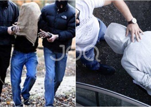 Pengmarrje në Tiranë! Dy persona tentojnë të fusin me zor në makinë një të ri