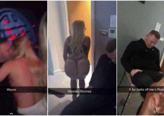 Shkaktoi skandal me fotot nën shoqërinë e dy biondeve, Rooney: Kam gabuar, i kërkoj falje familjes!