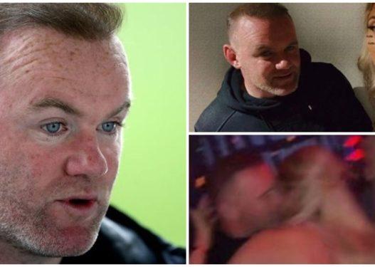 Rooney bën denoncim në Polici pas publikimit të fotove nën shoqërinë e dy biondeve!
