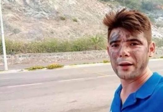 """""""Zoti na i pranoftë veprat tona!""""/ Ndihmoi zjarrfikësit me ujë, vdes mes flakëve 25-vjeçari në Turqi"""