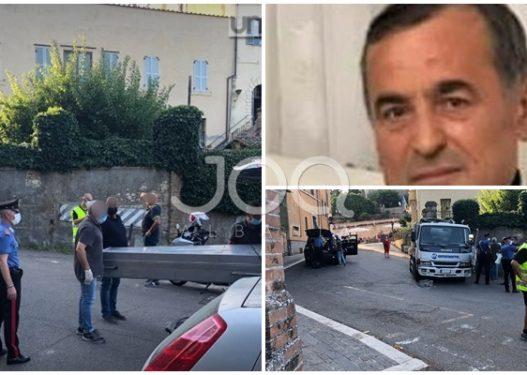 Tragjedi në Itali/ 60-vjeçari shqiptar humb jetën në punë, e shtypi kamioni pas murit