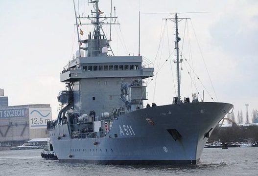 """Gjermania """"sfidon"""" Kinën/ Dërgon anije luftarake pranë detit të saj"""