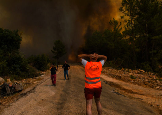 Thellohet bilanci në Turqi, shkon në tetë numri i viktimave nga zjarret masive
