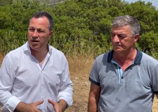 Pyjet e Vlorës po digjen prej 10 ditësh, Niko Peleshi: Solidarizohem me Turqinë dhe Greqinë!