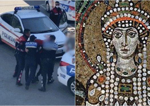 Trafikant droge dhe hajdut kishash, 45-vjeçarit i gjendet ikona me vlerë të madhe historike