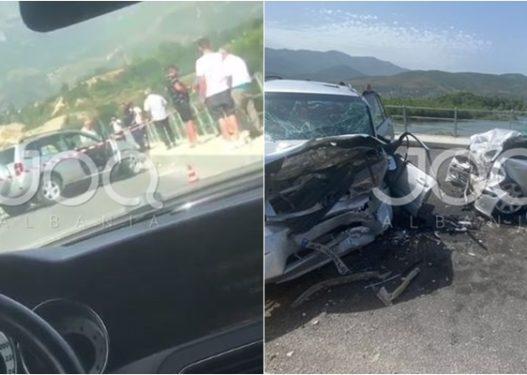 Aksident i rëndë mes dy automjeteve në Gjoricë, disa të plagosur