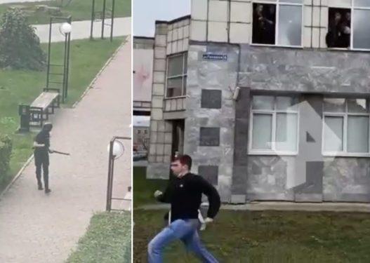 Terror në universitetin rus! Një person i armatosur vret 8 persona, studentët hidhen nga dritarja për të shpëtuar