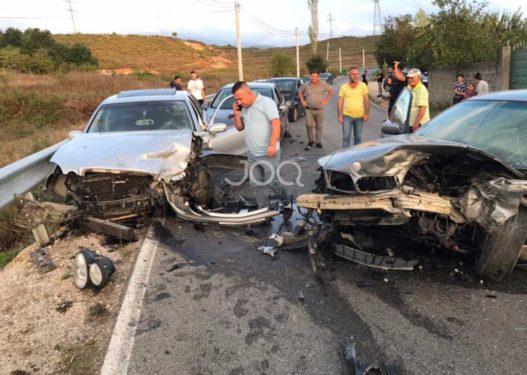EKSKLUZIVE/ Dëshmi rrëqethëse nga aksidenti: Djali me BMW parakaloi me 200km/h! Mami ka thyer të dyja këmbët, babi brinjët