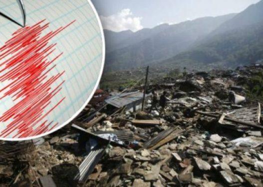 """""""Dilni jashtë, tërmet 8 ballë""""/ """"Çmendet"""" i riu në Golem, terrorizon banorët me altoparlant"""