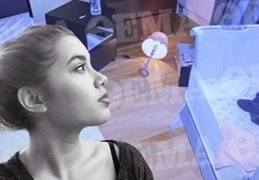 Pamje tmerri! Dalin fotot e shtëpisë ku 20-vjeçarja Caroline u vra barbarisht nga i shoqi