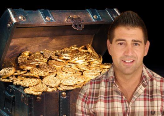 Biznesmeni italian flet për gjetjen e thesarit: Ishin 3 arka me 250 kg ar të pastër!