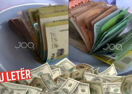 Kamarierët mbyllin sezonin në Dhërmi/ Plasin tufat me Euro mbi pjatancat e ushqimeve