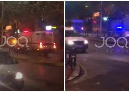 Dritan Dajti që vrau 4 policë ngriti Tiranën në këmbë sot! Me urgjencë në spital me Covid