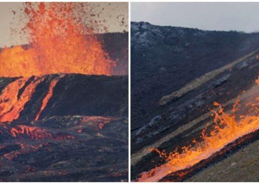 Frikë në Islandë! Shpërthimi vullkanik vijon prej gjashtë muajsh, më i gjati në gjysmë shekulli