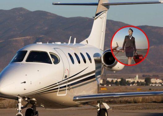 Stjuardesa rrëfen incidentin e sikletshëm: Pashë futbollistin e Premier League duke bërë s*ks në avion