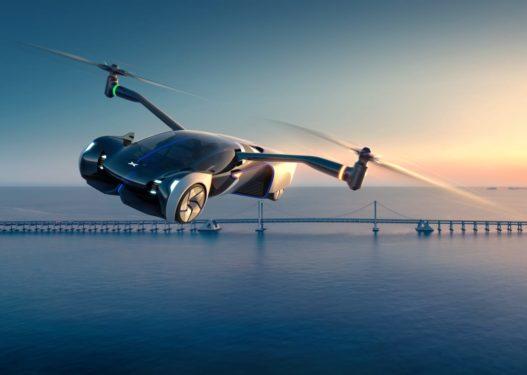 Kompania kineze prezanton makinën fluturuese, do dalë në treg në 2024