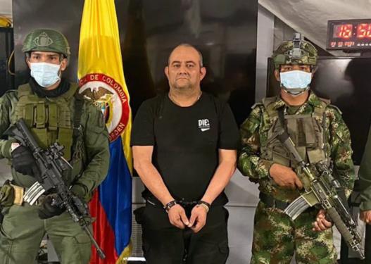 SHBA ofronte 5 milionë $ për kapjen e tij, arrestohet trafikanti më i madh i drogës në Kolumbi