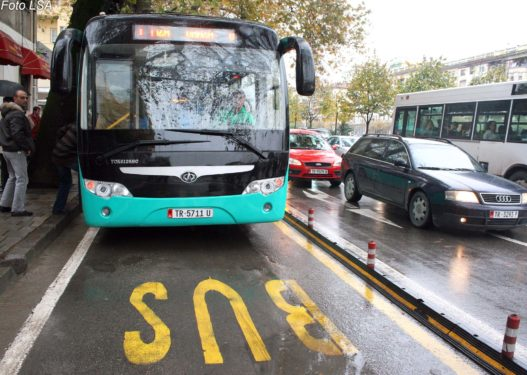 Paralajmëron transporti publik: Plotësoni kërkesat ose në nëntor do punojmë vetëm me 20% të urbanëve!