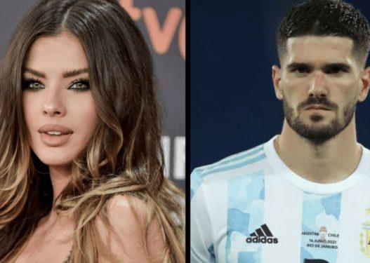 """China Suarez e """"rrezikshme""""! Pas Icardit, flirt i bujshëm me argjentinasin Rodrigo De Paul"""
