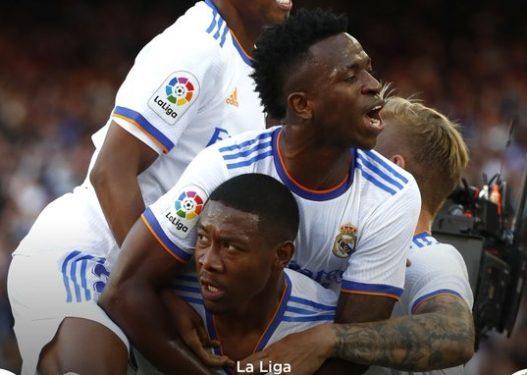 Real Madrid mposht Barcelonën në Camp Nou, Aguero nuk mjafton