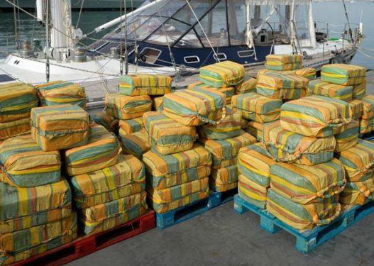 Sasia më e madhe ndër vite në Evropë, sekuestrohet 5.2 ton kokainë në një anije me vela