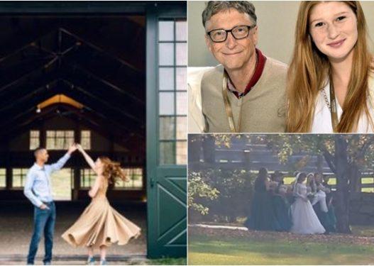 Dasmë përrallore / Vajza e Bill Gates martohet me kalorësin e pasur egjiptian