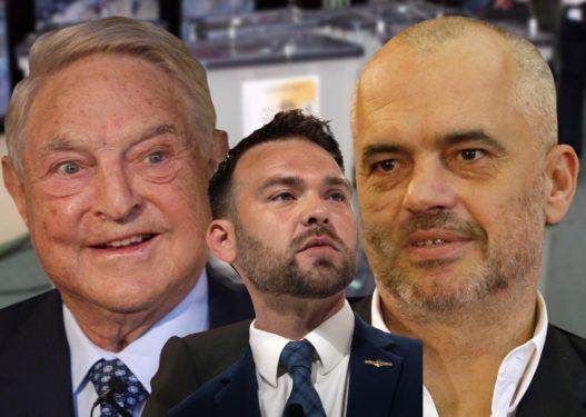 Edi Rama dhe lidhja e tij me George Soros, aktivisti amerikan e 'ngacmon' për mikun e çmuar
