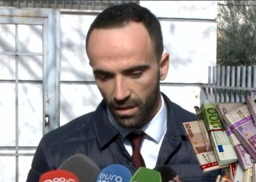 """""""Më jepni 12,000 euro dhe u sjell djalin në Shqipëri"""", arrestohet avokati i njohur Lavdosh Shehu"""