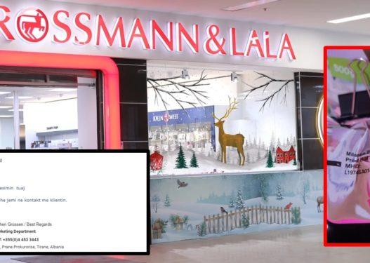 """Qytetarja blen qumështin të skaduar tek """"Rossmann & Lala"""": Desh m'u helmua fëmija 6-muajsh!"""