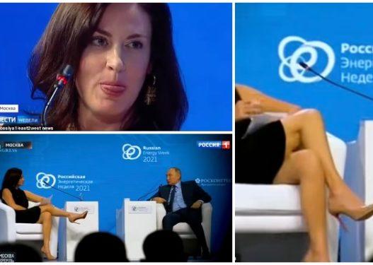 """TV rus sulmon moderatoren amerikane, u bë """"objekt seksual"""" për të shpërqendruar Putinin!"""