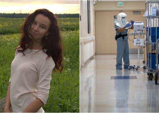 Pak pasi humbi prindërit nga virusi/ Dentistja hidhet nga kati i 9-të i spitalit Covid dhe vdes