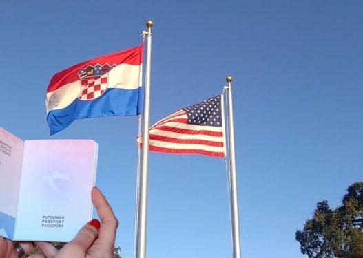 Zyrtare! SHBA heq vizat për kroatët, mund të qëndrojnë në Amerikë për 90 ditë