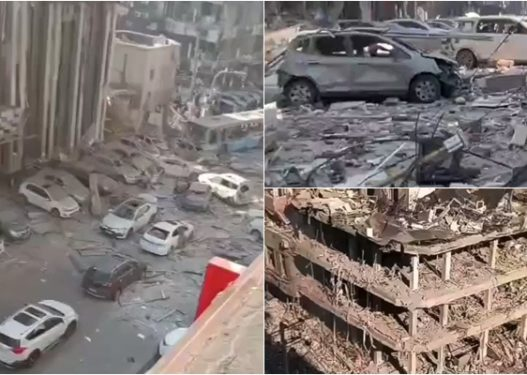 Shpërthim i fuqishëm gazi në Kinë/ Humbin jetën tre persona, plagosen 30 të tjerë