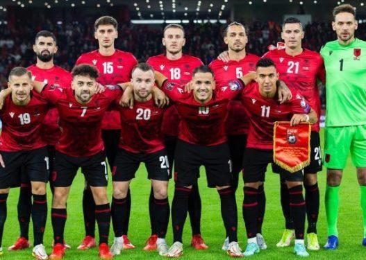FIFA publikon renditjen! Kombëtarja shqiptare e futbollit ngjitet me 3 pozicione