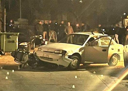 Tre shokë kishin vjedhur një makinë/ Video shokuese kur policia qëllon me breshëri ndaj tyre, vdes një 20-vjeçar