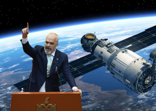 Rama: Shumë shpejt satelitët do të jenë në orbitë
