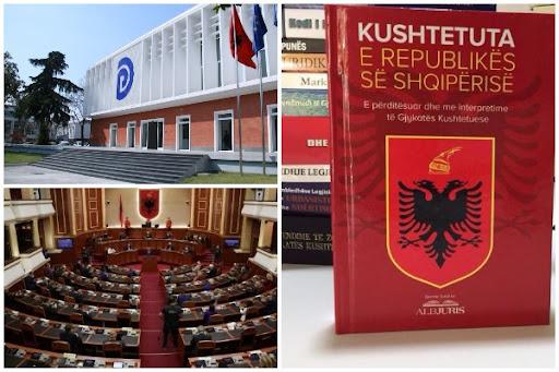 PD kërkon ndryshime kushtetuese: Vettingu i politikanëve dhe ndryshim të hartës territoriale!